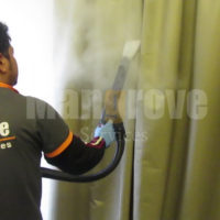 Onsite Curtains Steam Ironing