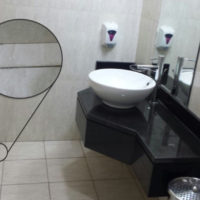 Public Toilets and the Condition of Grouting