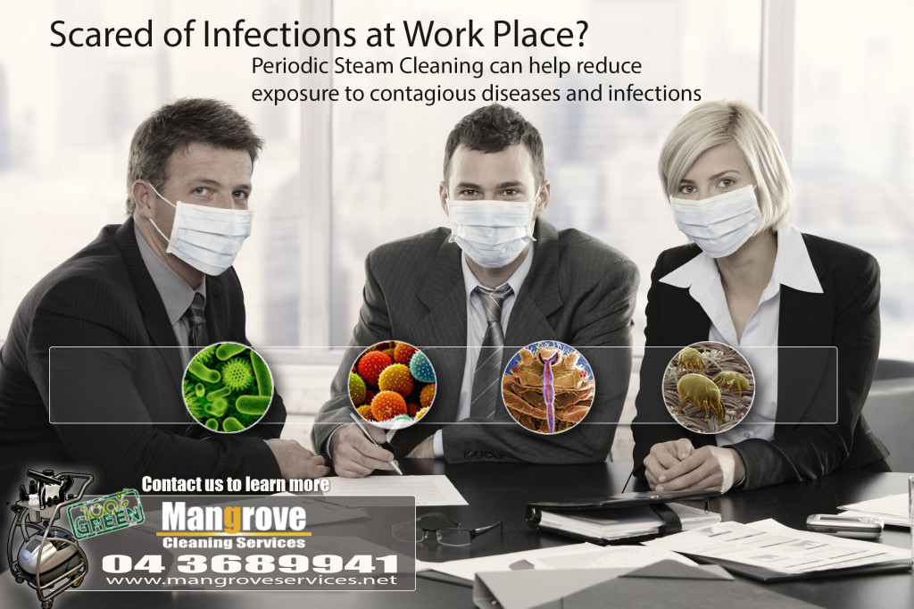 Scared of Infections at Work Place in Dubai?