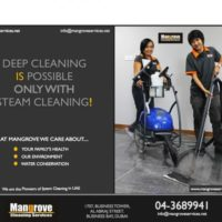 Steam Cleaning Services in Dubai