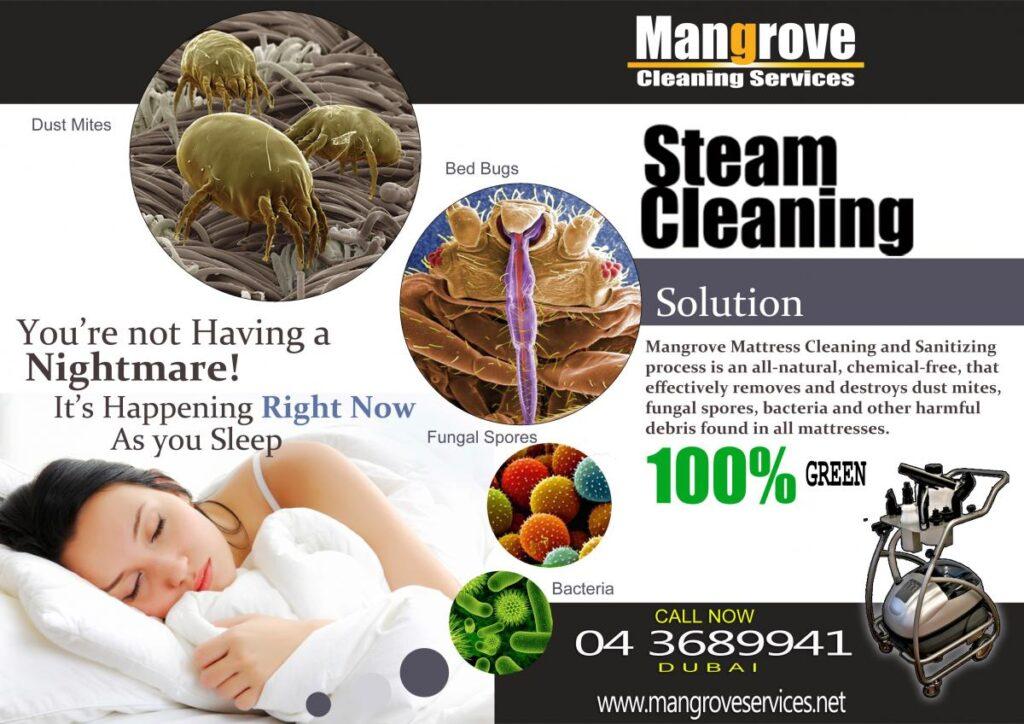 mattress cleaning dubai