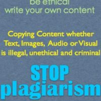 Plagiarism & Content Stealing is a Big Problem