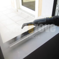 Window / Door Tracks / Channels Cleaning