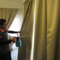 Why Steam Cleaning Is Best For Curtains In Dubai